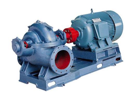 SH型单级双吸离心泵