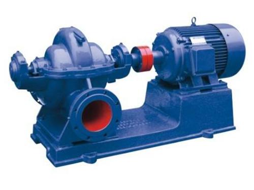 S型单级双吸离心水泵