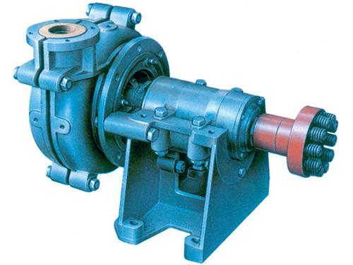 AH型卧式渣浆泵