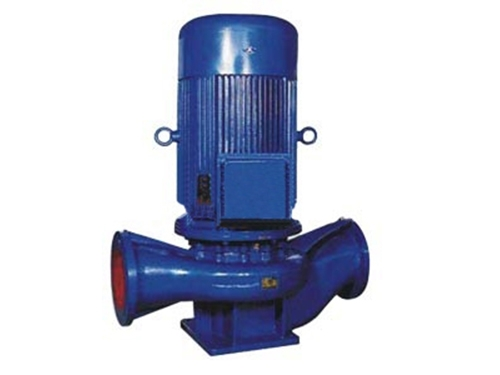 ISGB单级单吸便拆清水泵