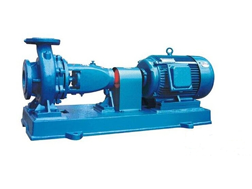鹤壁IS型单级单吸离心泵