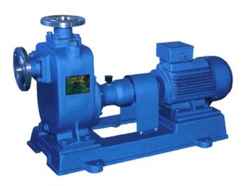 自吸化工泵
