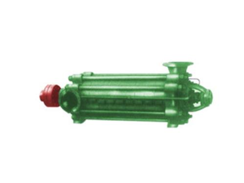 D型多级清水离心水泵