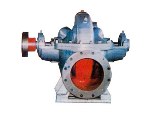 S型单级双吸离心泵